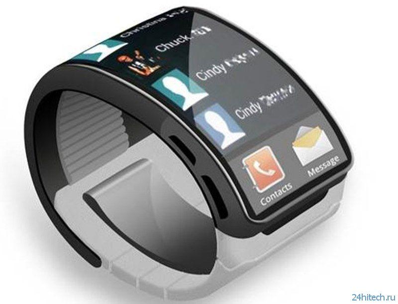 """Apple и Samsung – лидеры рынка """"умных"""" часов"""