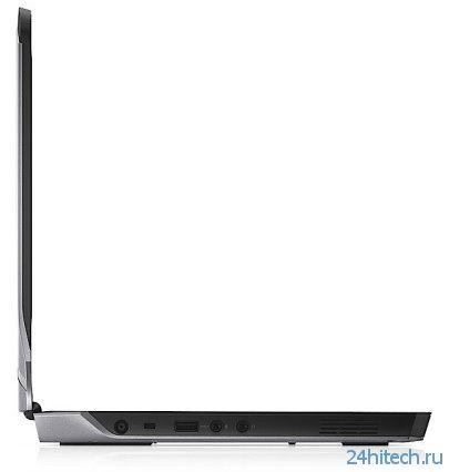 «Дочка» Dell представила один из самых лёгких игровых ноутбуков на рынке