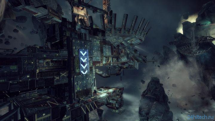 Космическая стратегия Ancient Space отправит игроков на задворки вселенной