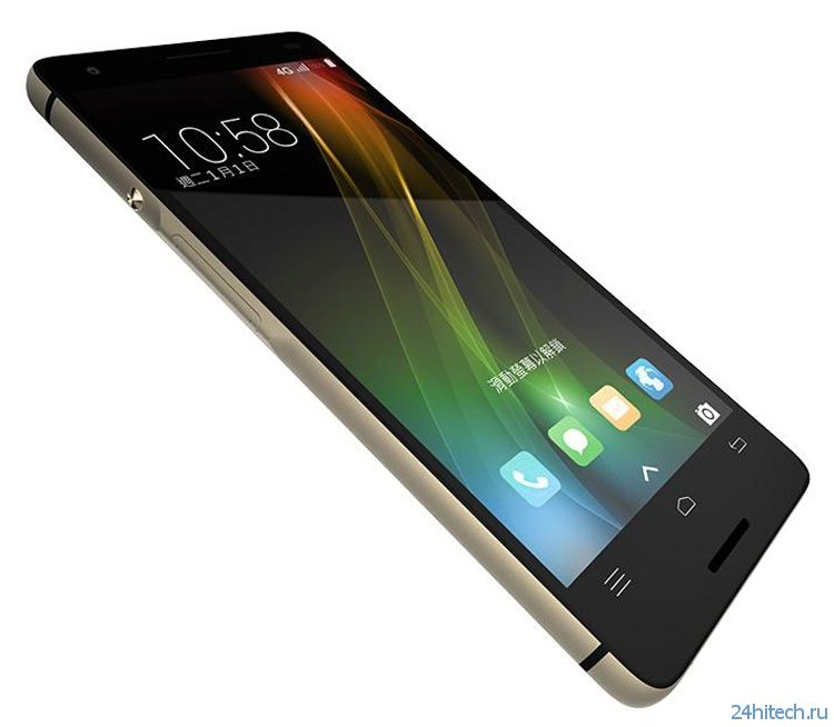 Мощный смартфон InFocus M810 стоит 330 долларов США