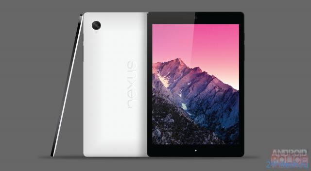 Новые слухи о Google Nexus 9