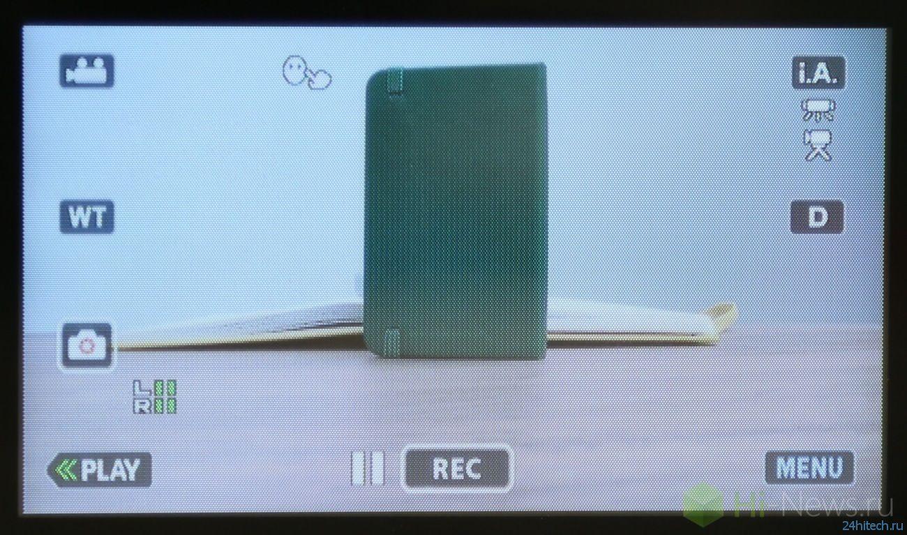 Обзор защищенной видеокамеры JVC GZ-R10SE