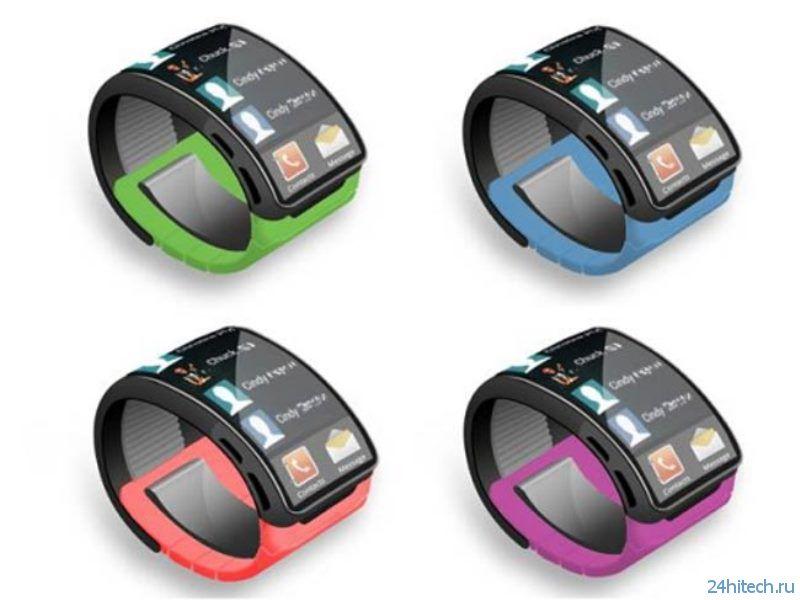 """Представлены """"умные"""" часы Samsung Gear S"""
