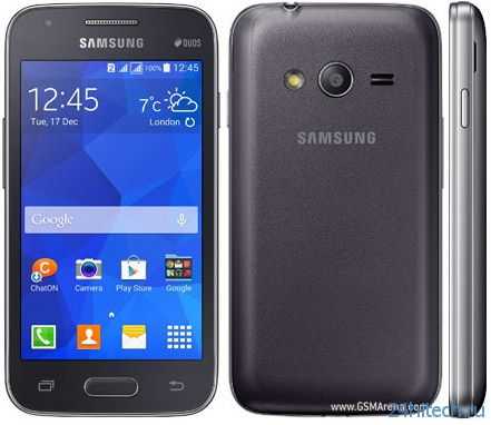 Смартфон Samsung Galaxy Ace NXT – пополнение в бюджетном сегменте