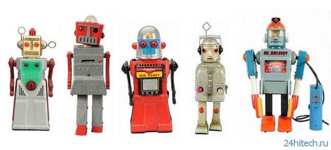Ученые создают «поисковик Google» для роботов