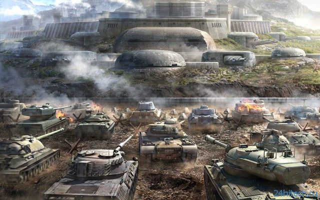 World of Tanks продолжает эволюционировать: укрепрайоны и обновленные карты для поклонников серии