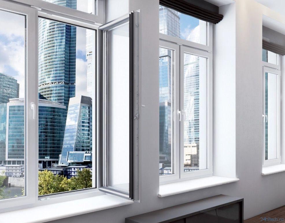 Окна калева фото