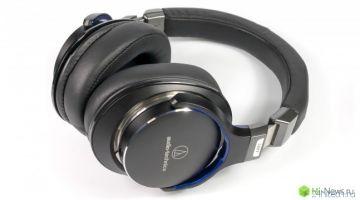 Обзор наушников ATH-MSR7 — скромный шедевр от Audio-Technica