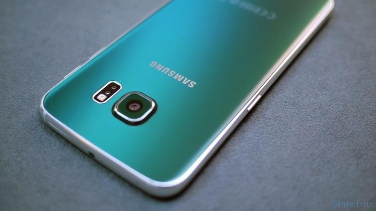 На что способна камера Samsung Galaxy S6 edge?