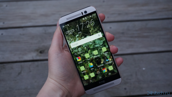 HTC One M9 обновляется до Android 6.0 Marshmallow