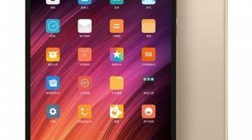 Xiaomi представила планшет Mi Pad 3 с 7,9-дюймовым экраном