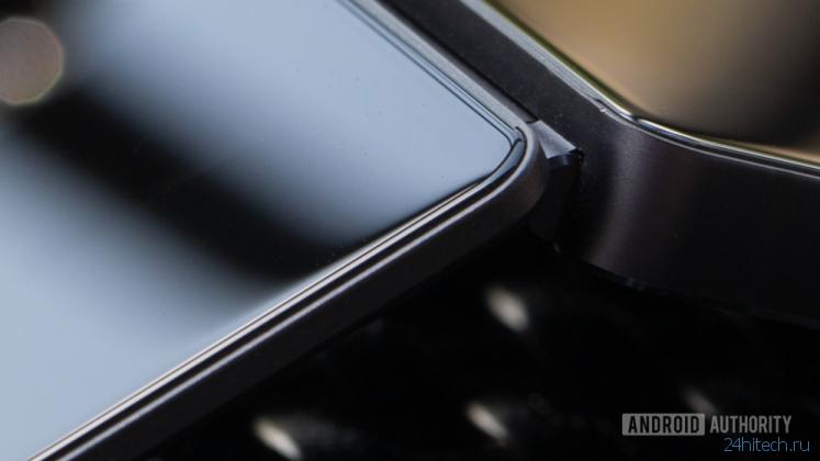 ZTE может представить складной смартфон 17 октября