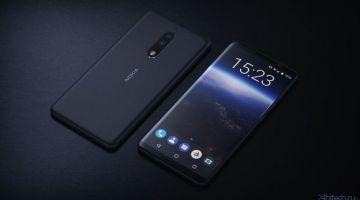 Раскрыты новые особенности флагманской Nokia 9