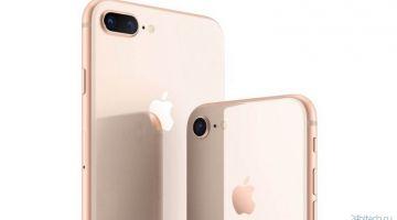 Камеры iPhone 8 и iPhone 8 Plus признаны лучшими среди всех смартфонов