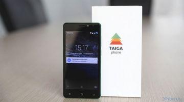 Российский антишпионский смартфон «ТайгаФон» раскрыли за день до релиза