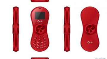 В Китае выпустили телефон-спиннер