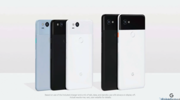 iPhone от мира Android: Google представила cмартфоны Pixel 2 и Pixel 2 XL