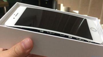 Не может быть: аккумуляторы iPhone 8 Plus вздуваются