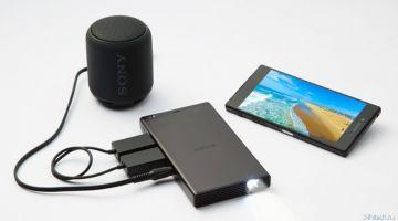 CES 2018 | Sony представила мобильный проектор размером со смартфон