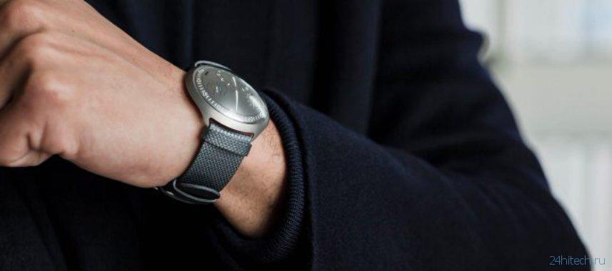 Созданы механические часы с «умными» функциями
