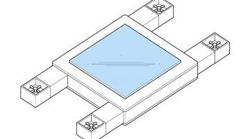 Samsung запатентовала летающий планшет, следующий за пользователем