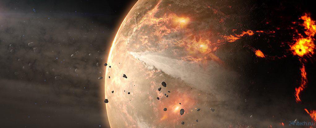 На Землю в 2135 году может упасть астероид. NASA предлагает его взорвать