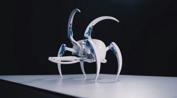 видео дня | Новый робот-паук от компании Festo