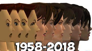 видео дня | Эволюция графики в видеоиграх с 1958 года по наши дни