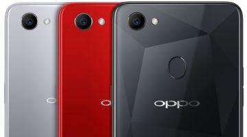 Oppo F7 порадует поклонников селфи