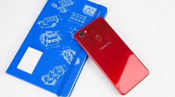 Oppo F7 — для тех, кто любит стиль и селфи