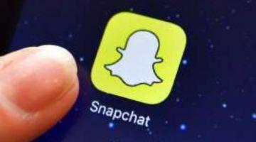 В приложении Snapchat теперь есть объектив, реагирующий на звук