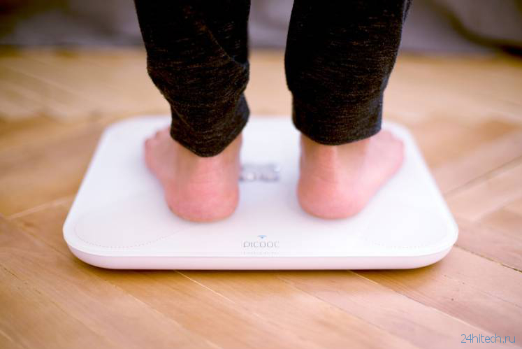 Эти весы точно помогут вам привести себя в форму