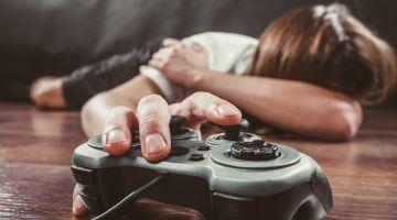 Всемирная организация здравоохранения признает игроманию психическим заболеванием