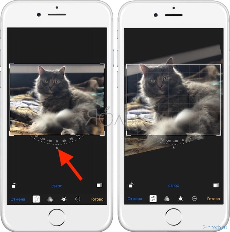 фото на айфоне в неправильном порядке вашем вопросе