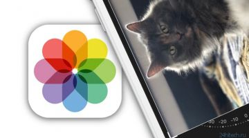 Как повернуть фотографию на iPhone или iPad