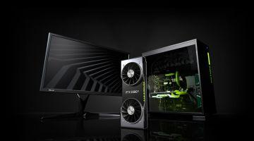 NVIDIA представила новое поколение игровых видеокарт серии GeForce RTX 2000