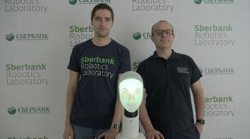 Сбербанк трудоустроил робота «Нику». Аватар будет отвечать на вопросы клиентов
