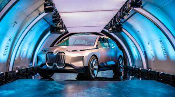 Вы уже видели электрический BMW iNext, который поступит в продажу в 2021 году?