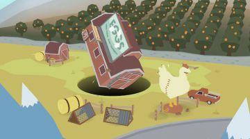 Обзор игры Donut Country для iPhone, iPad и Mac: сюжетная головоломка с реальной физикой