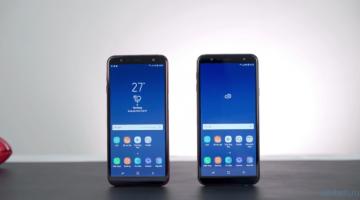 Самые дешевые смартфоны с NFC (2018)