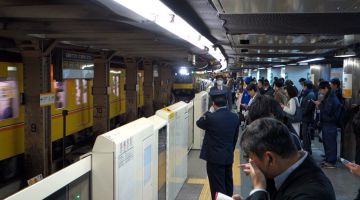 Пассажирам токийского метро будут помогать роботы