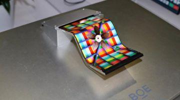 Названа дата презентации и характеристики складного смартфона Huawei