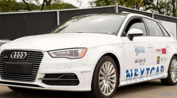 Самоуправляемые автомобили не нуждаются в светофорах и «лежачих полицейских»