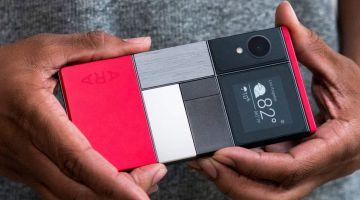 Что стало с модульным смартфоном Project Ara?