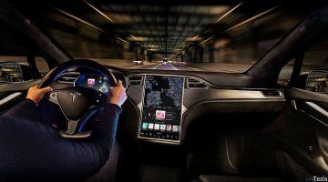 Tesla получила первую прибыль за два года