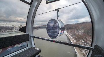 В Москве совершена кибератака на новую канатную дорогу