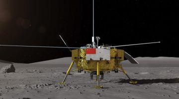 Китай готовится к новой амбициозной миссии по высадке на обратной стороне Луны