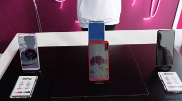 Samsung придумала, как сделать полноэкранный Galaxy A8s доступнее