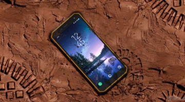 Защищенный Nomu S50 Pro — лучший смартфон для выживальщиков