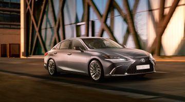 Рекламный ролик Lexus ES создан искусственным интеллектом и оскароносным режиссером